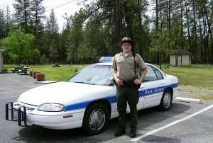 Jody Maberry Park Ranger