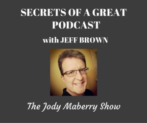 Jeff Brown Read to Lead podcast secrets of creating a great podcast