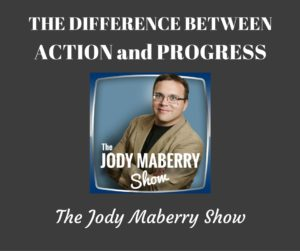 The Difference Between Action and Progress (Podcast)