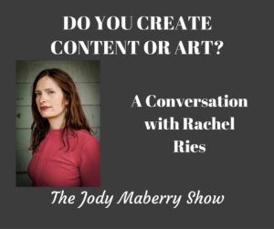 Do You Create Content or Art?