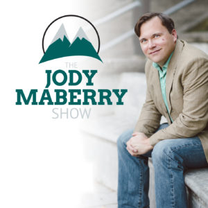 Jody Maberry - podcast cover 2