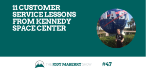 11 Customer Service Lessons from Kennedy Space Center