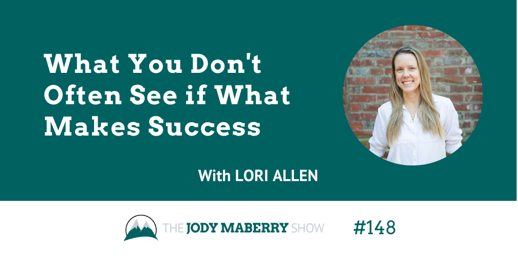 Lori Allen Success