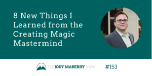 8 new things I learned from the creating magic mastermind