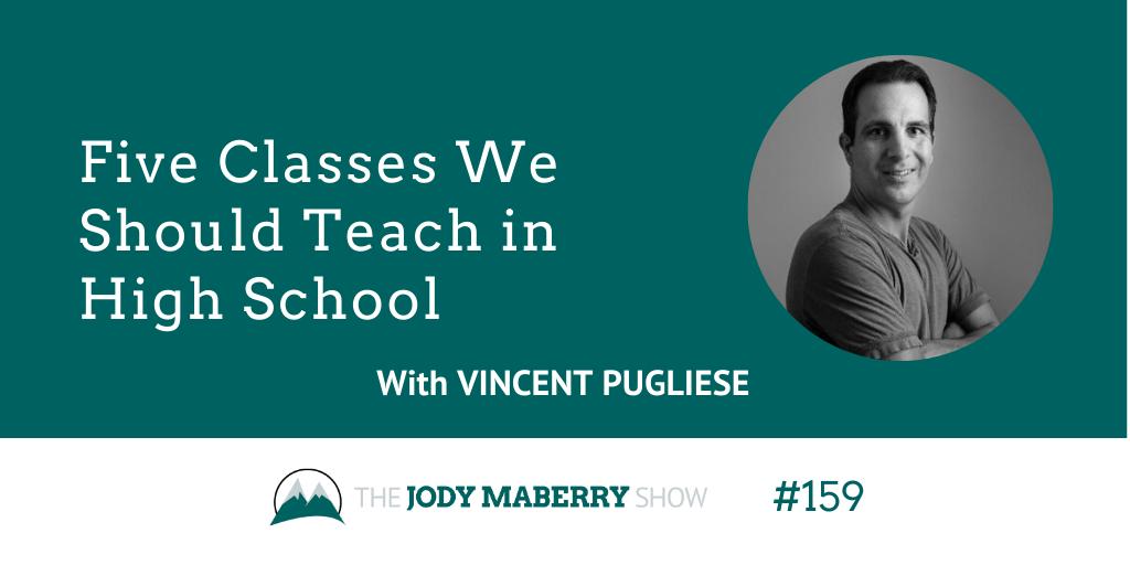 Five classes we should teach in high school