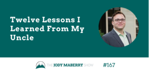 twelve lessons I learned from my uncle