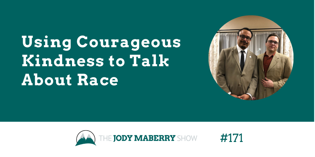 Using Courageous Kindness to Talk About Race