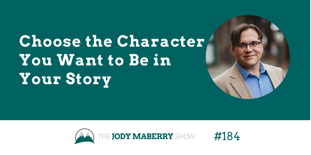 Choose the character you want to be in your story